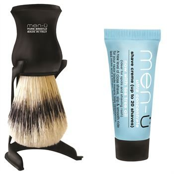 Barbiere brush black (large) with SC